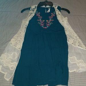 Beautees Dresses - Girls Summer Dress